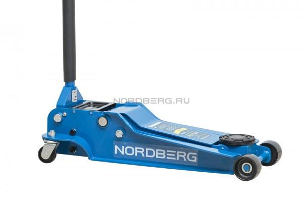 Домкрат подкатной NORDBERG N32035