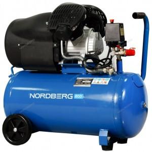 Купить компрессор поршневой NORDBERG ECO NCE50/410V  по лучшей цене с доставкой - «АВТОСЕРВИС2.РУ»