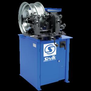 Станок для прокатки штампованных дисков SIVIK TITAN ST-17 (380В)