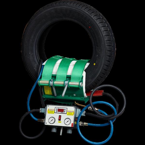 Вулканизатор для ремонта легковых шин ТЕРМОПРЕСС Комплекс-1 (артикул: 01 012)