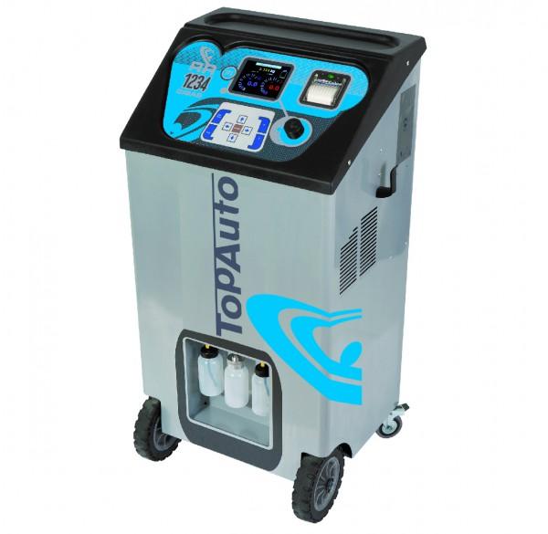 Автоматическая станция для заправки кондиционеров TOPAUTO RR1234BigasPR