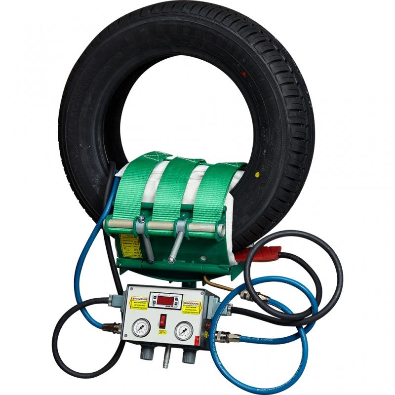 Комплекс-1 (артикул: 01 012) - вулканизатор для легковых автомобилей