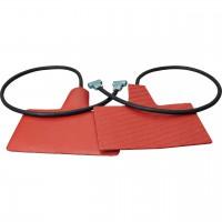 Гибкий нагреватель к вулканизаторам Комплекс-3, Комплекс-4 (400х600мм, арт. 11 021)