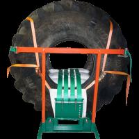 Комплект оснастки к вулканизатору Комплекс-2 (для ремонта повреждений крупногабаритных шин, арт. 01 112)